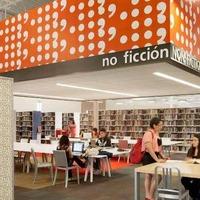 Könyvtár nyílt a befuccsolt hipermarket helyén