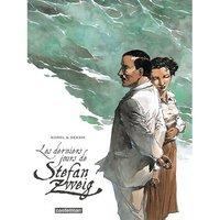 Stefan Zweig utolsó napjai képregényben