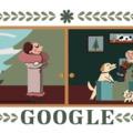 Szabó Magdára emlékezik a Google is