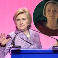 Margaret Atwood disztópiájával példálózik Hillary Clinton
