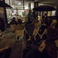 Az üvegfalon is túl - Irodalom éjszakája a Margón