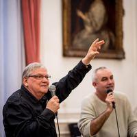 Darvasi László: Novelláskötetet még mindig nehezebb írni, mint címet