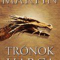 George R. R. Martin aggódik, hogy utoléri a sorozat
