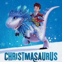 Egy dinoszaurusznál nincs menőbb ajándék karácsonyra