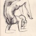 Ulysses Henri Matisse rajzaival és aláírásával 6,7 millió forintért