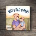 Miért olyan mérges apa? A veterán katona mesekönyvben magyarázza el