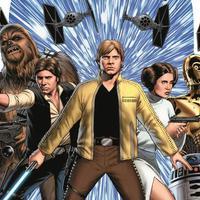 Itt vannak az első képek az új Star Wars-képregényből!