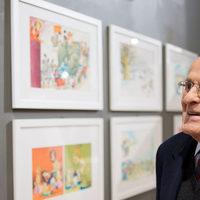 Meghalt a Mesél az erdő-sorozat írója és illusztrátora, Tony Wolf