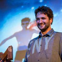 Totth Benedek nyerte az első Margó-díjat!