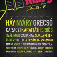 Így néz ki: Margó fesztivál plakát