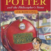 Több mint 11 milliót ér a Harry Potter és a bölcsek köve első kiadása