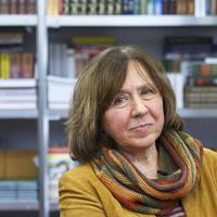 2015 irodalmi Nobel-díjasa: Szvetlana Alekszijevics
