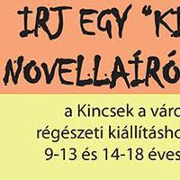 Írj egy kincset - novellapályázatot hirdet a Budapesti Történeti Múzeum Vármúzeuma
