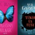 Új borítót kap Neil Gaiman két legfontosabb novelláskötete
