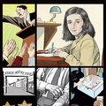 Anne Frank-képregény: így lett népszerű a nácizmus