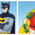 Batman sörhasat, Vasember ráncokat villantott