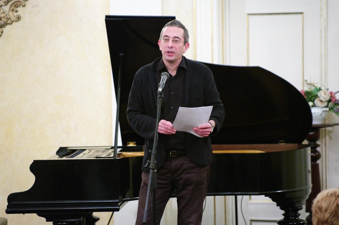 Kulcsár-Szabó Zoltán laudál