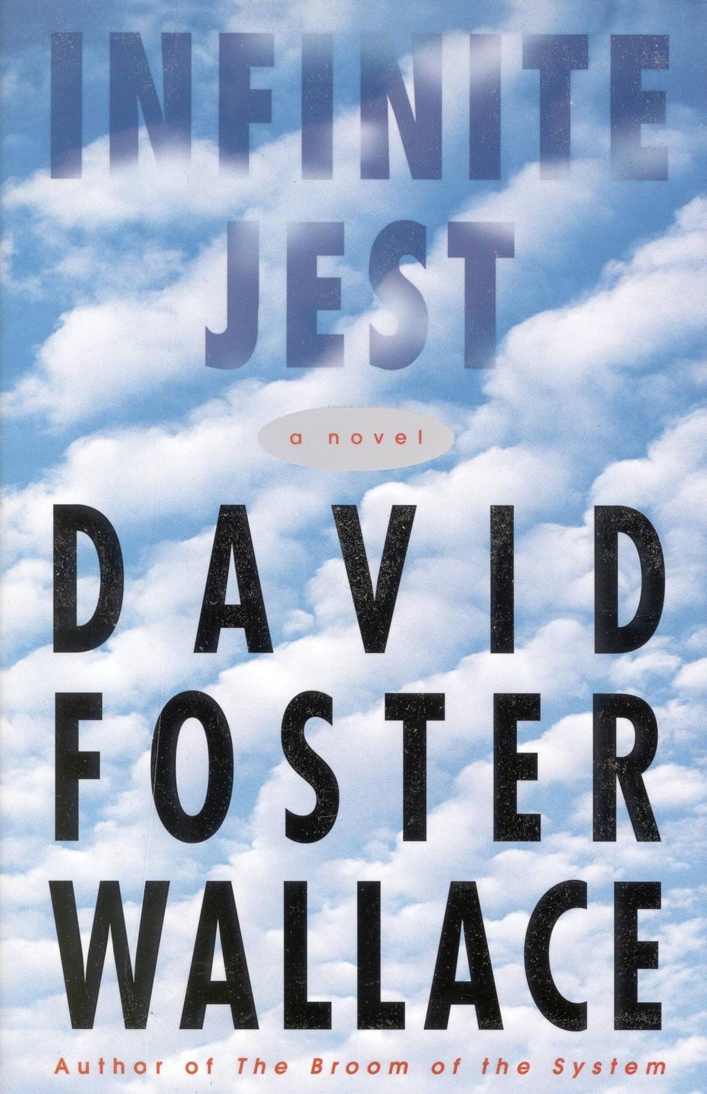 a regény eredeti borítója (1996, Little, Brown)