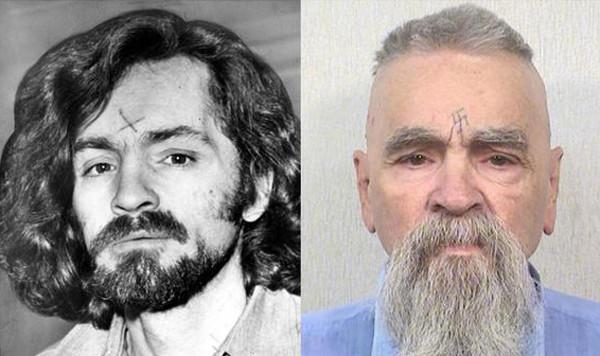 Charles Manson akkor és most