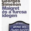 Maigret és furcsa idegen