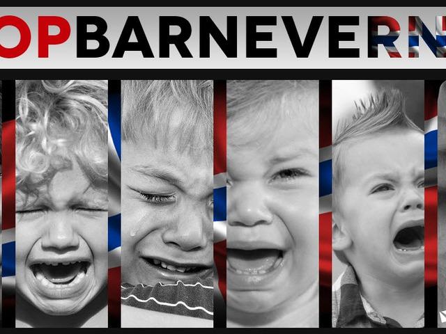 A gyerekekkel zsarol a norvég rendszer
