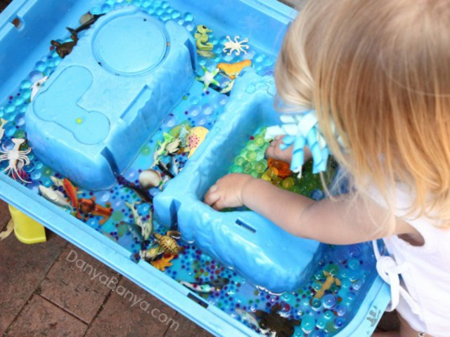 6 legjobb vizes játék a lakásban