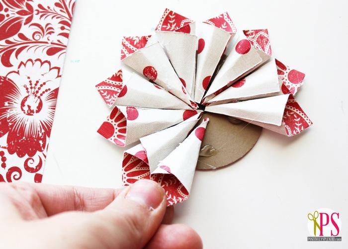 Templates For Homemade Christmas Decorations : Trendi kar?csonyfad?sz amit kicsi gyerekekkel is