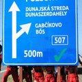 Táblák a kétnyelvű Dél-Szlovákiáért