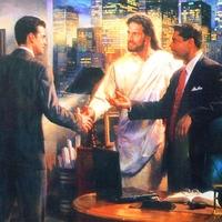 Neoliberális Jézus