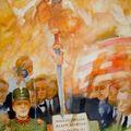 Propagandafestészet és mesekönyvillusztráció Kerényi-módra