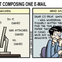Egyetemi e-mailezés 101: Hogyan levelezzünk a tanárokkal (anélkül, hogy idegesítőek, vagy udvariatlanok lennénk)