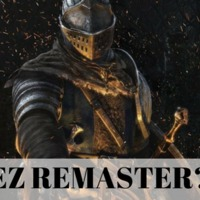 A Dark Souls Remaster, nem remaster