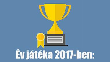Az év játéka 2017-ben