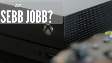 Xbox One X - Az erősebb konzol mindig jobb?