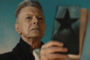 David Bowie fekete csillaga