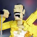 Lego Freddie Mercury