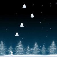 Karácsonyi nyuszis játék