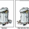 A HD televíziózás lényege