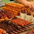 A street food fellegvára