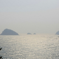 Tengeri nemzeti parkok Dél-Koreában