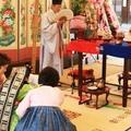 Hagyományos esküvő Koreában
