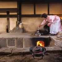 A régi konyha melege