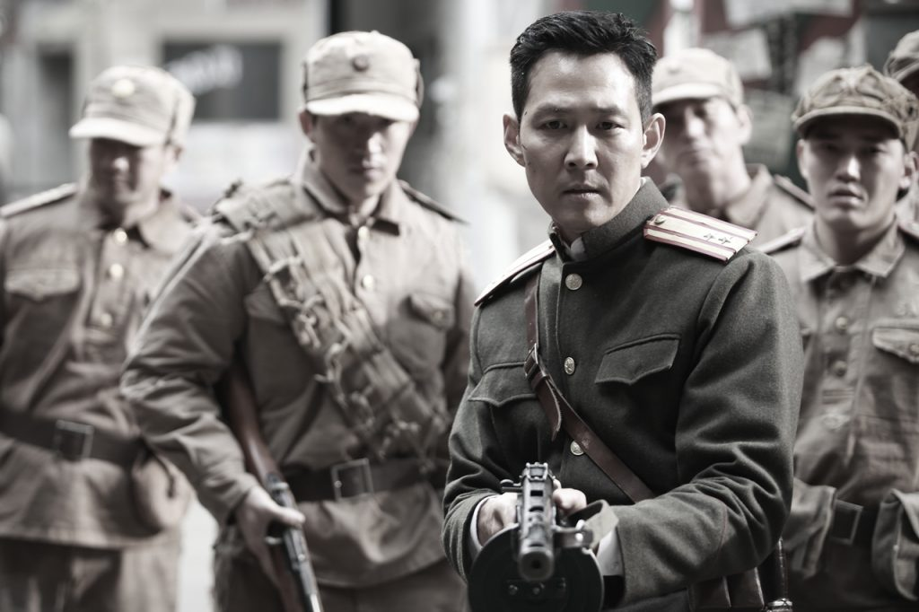 Lee Jung-jae a kém Jang Hak-soo szerepében