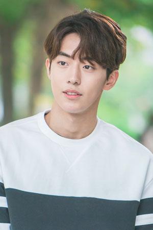 Jung Joon Hyung, az ígéretes úszó szerepében: Nam Joo Hyuk