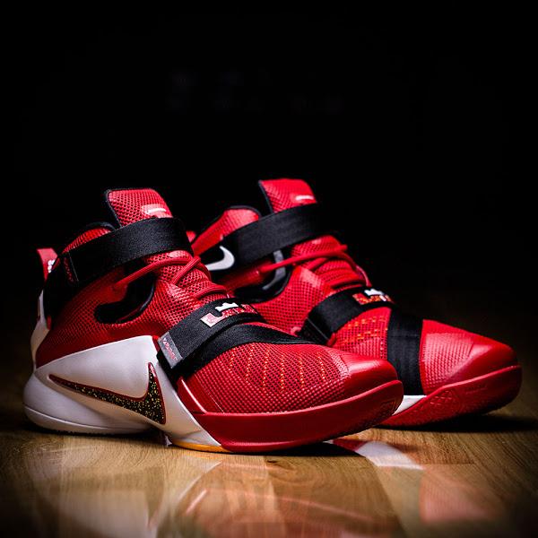 Cipő szemle: Nike Zoom LeBron Soldier 9