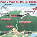 Két csúcs között: a kanadai Peak 2 Peak kötélpálya
