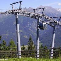 Doppelmayr-gyorslift a hetvenes évek Ausztriájából