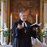 Szemerei János püspök: mindannyian jövevények vagyunk