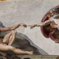 A bölcsesség, a szépség és a születés keresztény képei