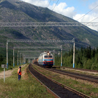 Faszállítás Szibériában - NKPK 10.